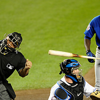 Cubs at Mets 2008