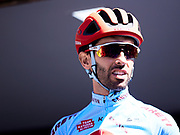 Eibar, Guipuzcoa ,Spain, 13/04/2019 . NAVARRO, Daniel  during the Itzulia 2019, Stage 6 between Eibar - Eibar. 118,2 Km at Eibar.