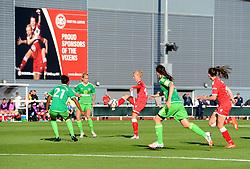 Bristol Academy captain Sophie Ingle in action against Sunderland AFC Ladies - Mandatory by-line: Paul Knight/JMP - 25/07/2015 - SPORT - FOOTBALL - Bristol, England - Stoke Gifford Stadium - Bristol Academy Women v Sunderland AFC Ladies - FA Women's Super League