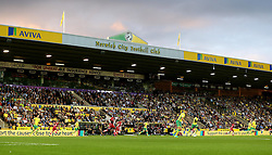 Carrow Road home of Norwich City - Mandatory by-line: Robbie Stephenson/JMP - 16/08/2016 - FOOTBALL - Carrow Road - Norwich, England - Norwich City v Bristol City - Sky Bet Championship