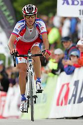 during 3nd Stage (170,6 km) at 18th Tour de Slovenie 2011, on June 18, 2011, in Slovenia. (Photo by Urban Urbanc / Sportida)
