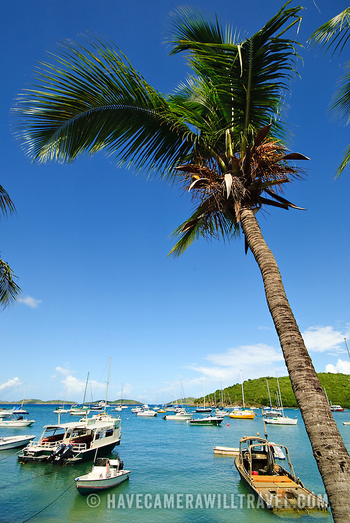 Cruz Bay, St. John, US Virgin Islands