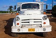 Old truck in Bolivia, Ciego de Avila Province, Cuba.
