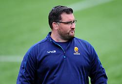 Worcester Valkyries Director of Rugby Roy Davies - Mandatory by-line: Nizaam Jones/JMP - 22/09/2018 - RUGBY - Sixways Stadium - Worcester, England - Worcester Valkyries v Richmond Women - Tyrrells Premier 15s