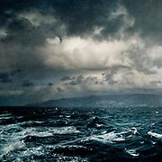 Wild Ocean - on a sea journey to the island of Porto Santo / Portugal