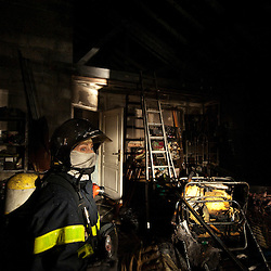 2010/04 Activité des pompiers du CIS Sud-agglo (SDIS 38)