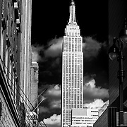 Empire State Building. New York, NY. USA.
