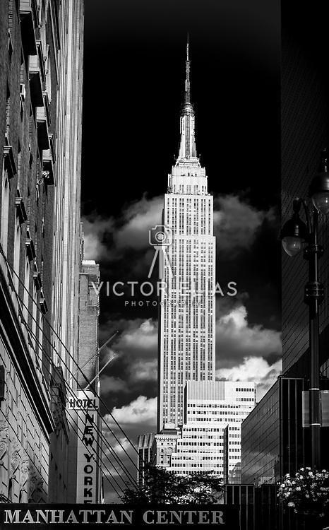 Empire State Building. New York, NY. USA.