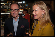 CRAIG MARKHAM; KIT KEMP , Dinosaur Designs launch of their first European store in London. 35 Gt. Windmill St. 18 September 2014