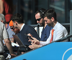 STUART HAMILTON PRESS  LUTON TOWN, Barnet v Luton Town EFL Sky Bet League 2 The Hive, Saturday 8th April 2017, Score 0-1<br /> Photo:Mike Capps