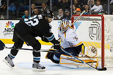 20120315 - Nashville Predators at San Jose Sharks