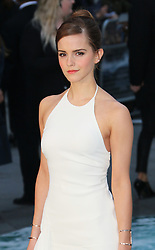 © Licensed to London News Pictures. 31/03/2014, UK. Emma Watson, Noah - UK film premiere, Odeon Leicester Square, London UK, 31 March 2014. Photo credit : Richard Goldschmidt/Piqtured/LNP