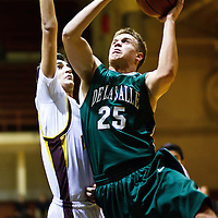 Lincoln v De La Salle Boys Basketball 122110