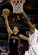 20100329 NBA Raptors v Bobcats
