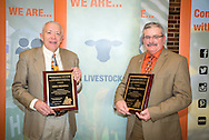Greg Highfill and Nathan Anderson Distinguished Educator award presented by the Oklahoma Cooperative Extension Service for more than 20 years of meritorious services to extension.
