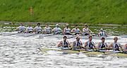 Gent, BELGIUM,  Sat Mornings heats M8+ Commercial Club Ireland leading at the 1500 meters, International Belgian Rowing Championships, Saturday 09/05/2009, [Mandatory Credit. Peter Spurrier/InterGentImages]