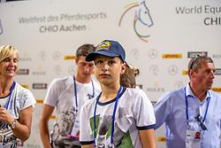 Philippaerts Thibault (BEL)<br /> S8 Mercedes-Benz Nations Cup<br /> Weltfest des Pferdesports CHIO Aachen 2014<br /> © Dirk Caremans