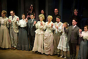 THE CAST AT THE CURTAIN CALL INC: Maureen Lipman, Hannah Waddingham; . A little Night Music press night. Garrick Theatre and afterwards at CafŽ in The Crypt, St Martin-in-the-Field. London. 7 April 2009<br /> THE CAST AT THE CURTAIN CALL INC: Maureen Lipman, Hannah Waddingham; . A little Night Music press night. Garrick Theatre and afterwards at Café in The Crypt, St Martin-in-the-Field. London. 7 April 2009
