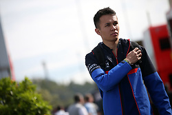 May 11, 2019 - Montmelò.Montmel&#Xf2, Catalunya, Spain - xa9; Photo4 / LaPresse.11/05/2019 Montmelo, Spain.Sport .Grand Prix Formula One Spain 2019.In the pic: Alexander Albon (THA) Scuderia Toro Rosso STR14 (Credit Image: © Photo4/Lapresse via ZUMA Press)