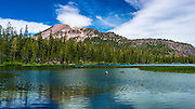 Lake Mamie, Inyo National Forest, Mammoth Lakes, California USA