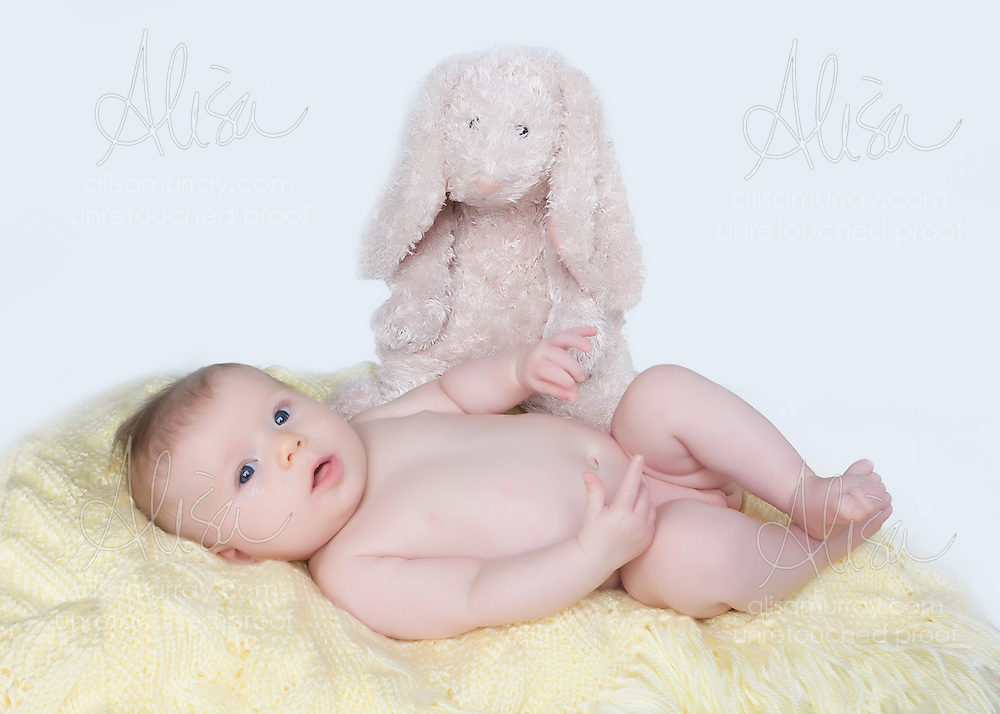 Newborn Baby Photography by Alisa Murray Photography
