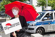 Sex worker protest in Berlin, 07.07.16