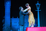 Bradley Travis (Baritone) as Strephon and Rosanna Harris (Soprano) as Phyllis <br />