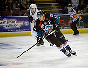 KELOWNA, CANADA - SEPTEMBER 24:  Rodney Southam #17 of the Kelowna Rocketsskates at the Kelowna Rockets game on September 24, 2016 at Prospera Place in Kelowna, British Columbia, Canada.  (Photo By Cindy Rogers/Nyasa Photography,  *** Local Caption ***