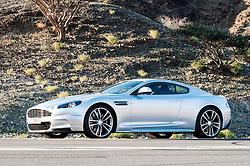 Aston Martin DBS - Hatta UAE