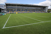 Sixways Stadium Worcester Warriors ground before the Aviva Premiership match between Worcester Warriors and Bath Rugby at Sixways Stadium, Worcester, United Kingdom on 15 April 2017. Photo by Gary Learmonth.