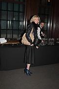 ANNABEL HESELTINE, Rachel Kelly celebrates the publication of ' Singing In the Rain' An Inspirational Workbook. 20 Cavendish Sq. London W1. 17 January 2019.