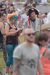 © Licensed to London News Pictures. 07/08/2015. Cornbury Park, Charlbury, Oxfordshire. Wilderness Festival 2015 at Cornbury Park in Oxfordshire attracted crowds of 30,000. Photo credit : MARK HEMSWORTH/LNP