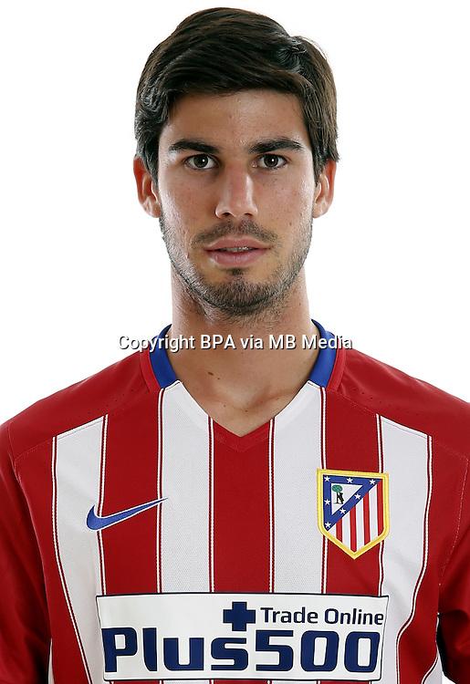 Spain - Liga BBVA 2015-2016 / <br /> ( Atletico de Madrid ) - <br /> Ignacio Monsalve Vicente