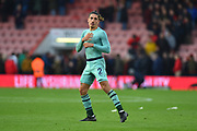 Hector Bellerin (2) of Arsenal at full time during the Premier League match between Bournemouth and Arsenal at the Vitality Stadium, Bournemouth, England on 25 November 2018.