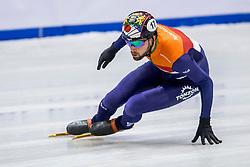 12-01-2018 DUI: ISU European Short Track Championships 2018 day 1, Dresden<br /> Daan Breeuwsma NED #17