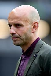 Milton Keynes Dons' manager Paul Tisdale