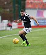 12th August 2017, SuperSeal Stadium, Hamilton, Scotland; SL Football league Hamilton Academicals versus Dundee; Dundee's Randy Wolters