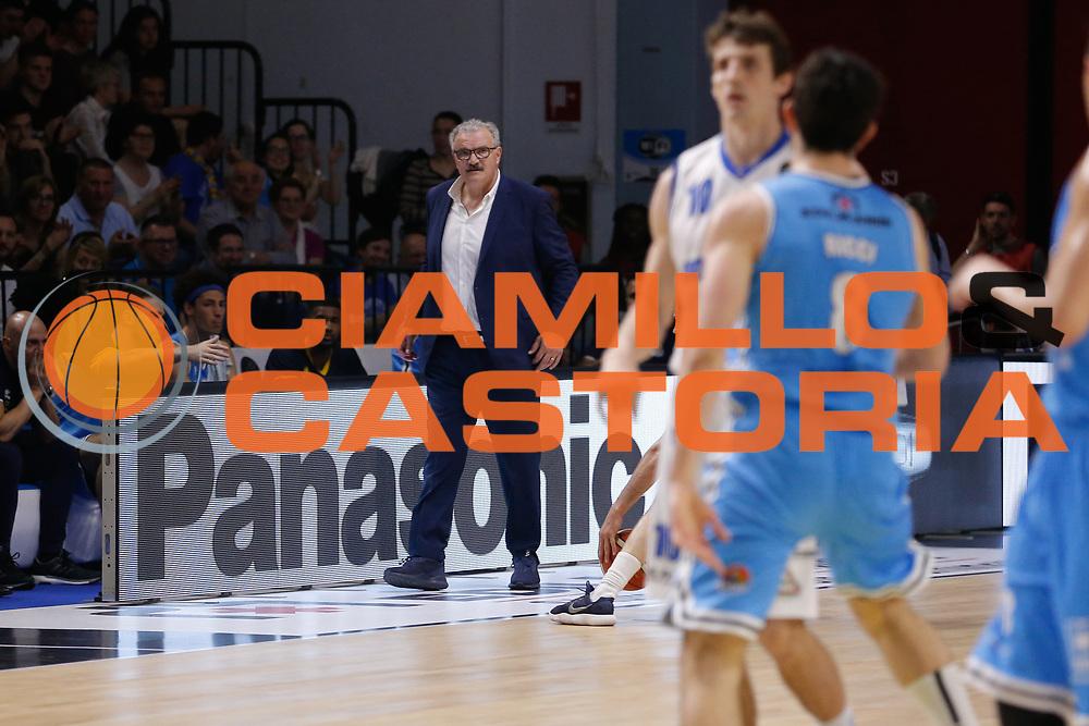 Sacchetti Meo<br /> Vanoli Cremona - Germani Basket Brescia<br /> Legabasket Serie A 2017/18<br /> Cremona, 27/04/2018<br /> Foto MarcoBrondi / Ciamillo-Castoria