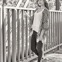 Senior Portraits, Maiya