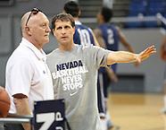 Coach Musselman's First Practice