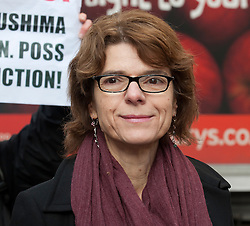 Vicky Pryce trial at Southwark Courts, London, UK, 13 February 2013. Photo by i-Images.