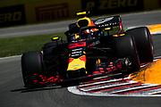 June 7-11, 2018: Canadian Grand Prix. Max Verstappen (DEU), Aston Martin Red Bull Racing, RB14