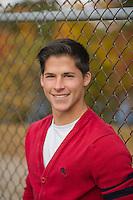 Salta senior portrait session Opechee Park.  ©2105 Karen Bobotas Photographer
