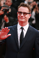 Nicolas Winding Refn at the Saint-laurent gala screening red carpet at the 67th Cannes Film Festival France. Saturday 17th May 2014 in Cannes Film Festival, France.