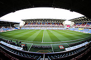 Empty Turf Moor Stadium before  during the Sky Bet Championship match between Burnley and Cardiff City at Turf Moor, Burnley, England on 5 April 2016. Photo by Simon Brady.