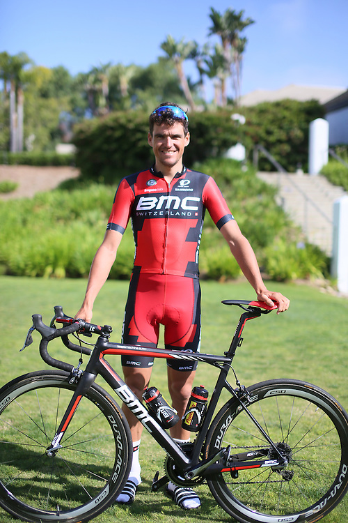Belgian cyclist Greg VanAvermaet stands in San Diego, CA before the Tour de California on Friday 13 May, 2016.(Photo by Sandy Huffaker)