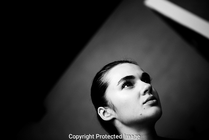 backstage Silvio Betterelli - Milan fashion week - 24.09.2011