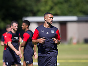 Steven Caulker - Dundee pre-season training on Thursday 28th June at University Grounds, Riverside, Dundee, <br /> <br /> <br />  - &copy; David Young - www.davidyoungphoto.co.uk - email: davidyoungphoto@gmail.com