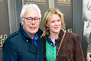 Feestelijke voorstelling Was Getekend, Annie M.G. Schmidt in DeLaMar Theater in Amsterdam.<br /> <br /> Op de foto:  Flip van Duyn , zoon van Annie M.G. Schmidt