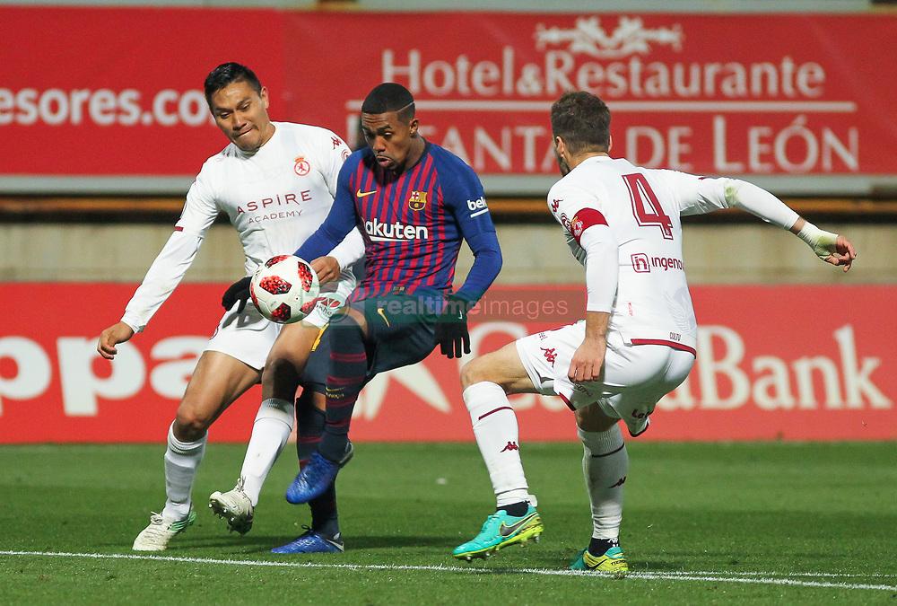 صور مباراة : كولتورال ليونيسا - برشلونة 0-1 ( 31-10-2018 ) كأس ملك إسبانيا 20181031-zaa-a181-056